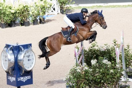 Sweden's Peder Fredricson and H&M All in claimed the individual Jumping title in a tense and thrilling finale to the Longines FEI European Championships 2017 in Gothenburg, Sweden