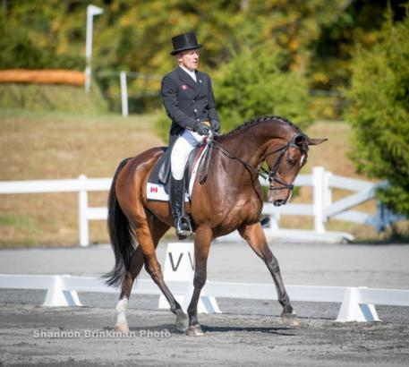 Currently leading the CCI** Peter Barry and Long Island T