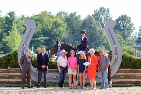 Peter Pletcher Beethoven USHJA International Hunter Derby Championship 2015