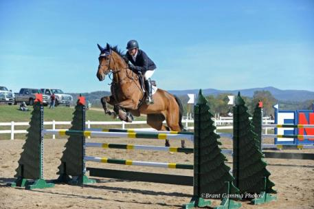 Phillip Dutton and Fernhill Revolution won the CIC2* at the Virginia Horse Trials
