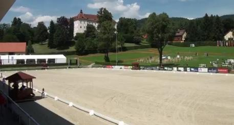 FEI World Championships for Single Driving Horse 2016 - Piber, Austria