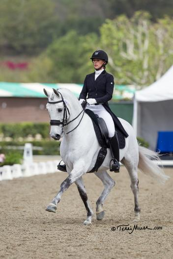 Michelle Reilly, Umeeko, CDP, Dressage in California, Mid-Winter Dressage CDI-W