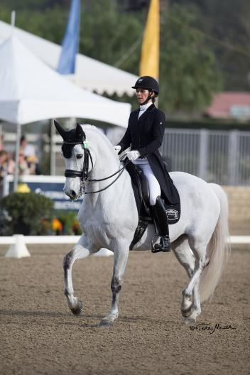Michelle Reilly and Umeeko, CDP, Mid Winter CDI