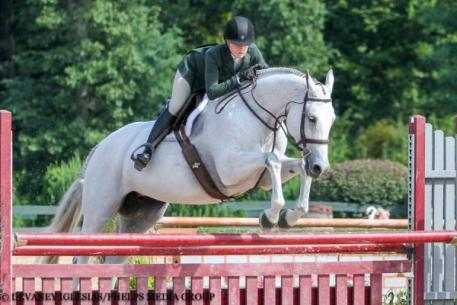 Samantha Camp, Bella K, Swan Lake Horse Show, Quentin Fall Classic, Junior Hunters