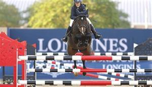 Lauren hough, Royalty Des Isles, Show Jumping