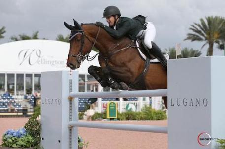 Shane Sweetnam and Chaqui Z