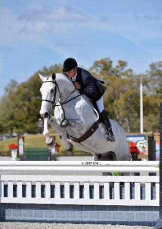 (C) ESI Photography Show jumping competition at HITS Post Time Farm in Ocala, Florida, kicks off December 9, 2015 with two additional weeks of shows during the Ocala Holiday Series.