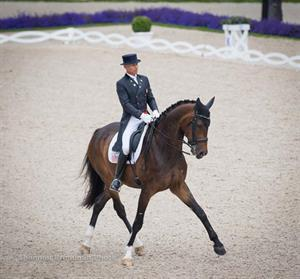 Steffen Peters, Legolas 92, CHIO Aachen, Nations Cup