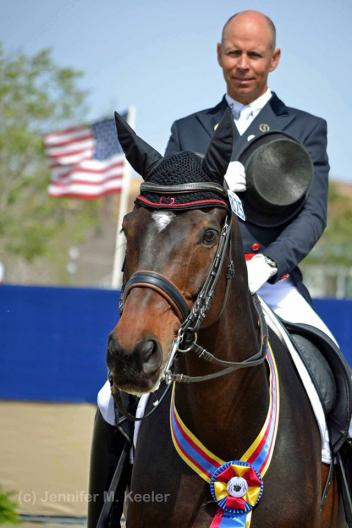 Steffen Peters (shown here on Legolas 92) will be one of many Grand Prix riders seeking hopeful Olympic qualification at California Dreaming Productions CDIs in 2016.