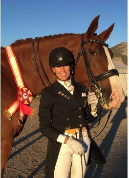 Adult amateur, Grand Prix, Suzie Halle, Tennyson-ISF, Region 5, US Dressage Finals, Adequan