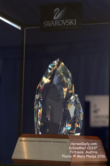 The Manfred Swarovski trophy