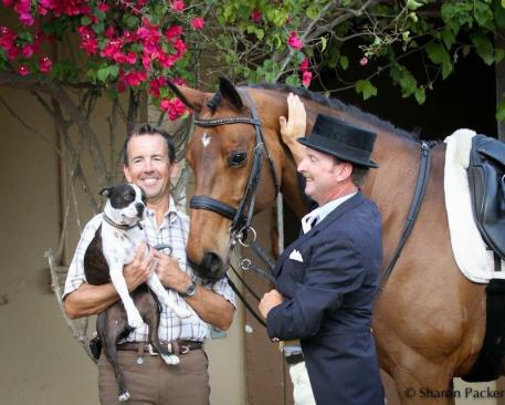 """The Bills"" of Warren-McMullin Dressage will be featured in the December ShopTalk presented by ShowChic"
