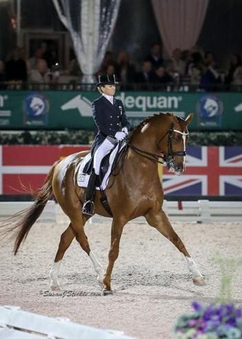 The Adequan® Global Dressage Festival will begin on Thursday, January 4, with CPEDI 3* competition and continue through Saturday, March 31 at Equestrian Village.
