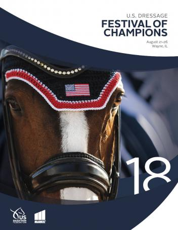 USEF Dressage National Championships 2018