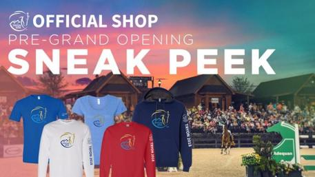 Click here to visit the WEG Official Shop!