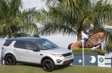 The 00,000 Land Rover Wellington Eventing Showcase will take place from February 3-4 at PBIEC.