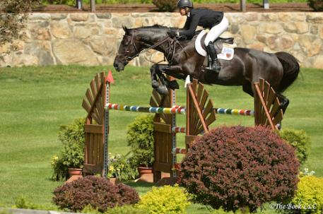 Beezie Madden and Cortes 'C'. Photo by The Book, LLC