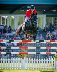 Beezie Madden and Cortes 'C' (Peter Martin-Turner/Spidge Photo for Shannon Brinkman Photography)