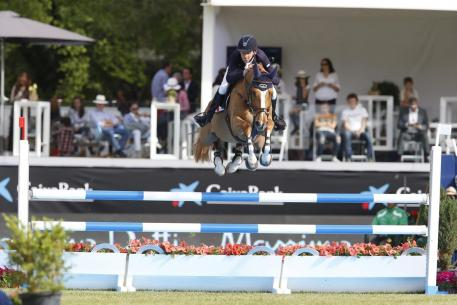 Ireland's Bertram Allen in speedy win ahead of Longines Global Champions Tour Grand Prix. (Photo: Stefano Grasso/LGCT)