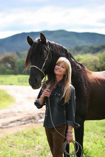 Hollywood actress Bo Derek has been announced as Chair of the Jury of the prestigious FEI Awards 2015, the annual awards launched by the Fédération Equestre Internationale (FEI), the world governing body of equestrian sport. (Photo: Bo Derek)