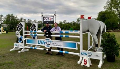 Brian Collins, UltrOZ Director of Sales & Marketing with Bryant Guffey, CEO of ZetrOZ, Inc.