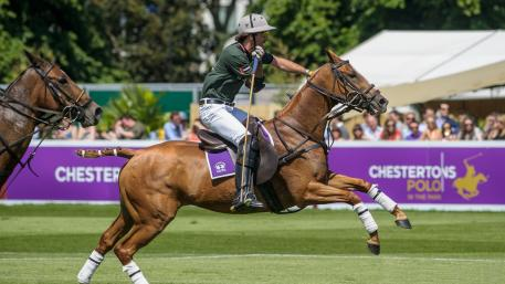 Action from Chestertons Polo in the Park