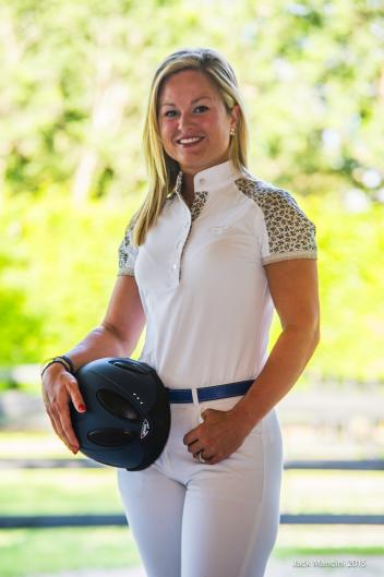 Grand Prix dressage rider Devon Kane will compete in the Nations Cup CDIO5* in Falsterbo, Sweden, and then in the International Dressage and Jumping Festival in Verden, Germany - Photo courtesy of Jack Mancini
