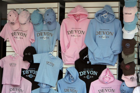 Popular Devon souvenirs, a sell out every year