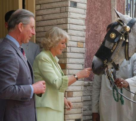 Her Royal Highness the Duchess of Cornwall, President of the Brooke