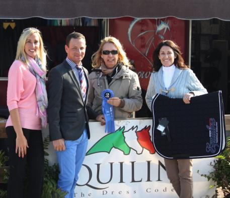 For a sixth season, the ShowChic Dressage Boutique will be setting up on the show grounds of Dressage at Devon, September 23-28, and will recognize the best turnouts during the CDI jog.