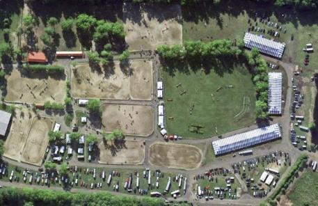The Fieldstone Show Park in Halifax, MA will host the Silver Oak Jumper Tournament beginning on Wednesday August 13.