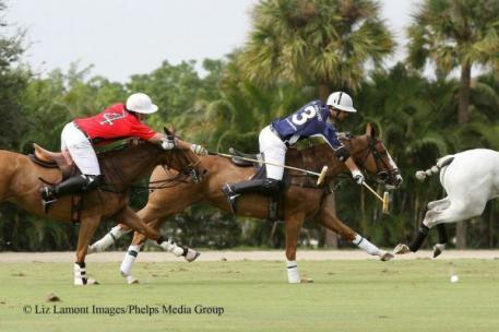 Freddie Mannix and Nico Pieres. Photo: Liz Lamont Images/Phelps Media Group.