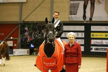 Edward Gal and Glock's undercover Reign Supreme in the Grand Prix Freestyle