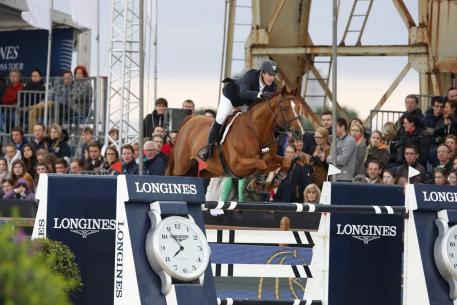 McLain Ward wins Grand Prix in 2014. Photo: Stefano Grasso/LGCT