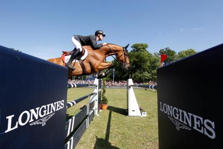 Championship battle to intensify at 5th leg in Hamburg. Photo: Stefano Grasso/LGCT
