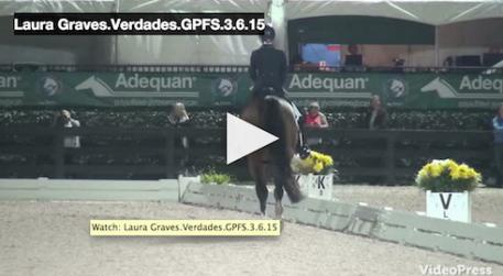 Click to watch the winning freestyle for Laura and Verdades