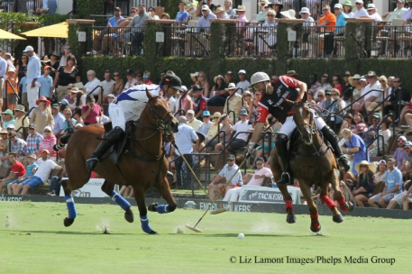 Guillermo Terrera and Polito Pieres. (Photo: Liz Lamont Images)