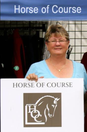 Beth Haist of The Horse of Course