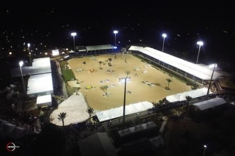 The International Arena at the Main Grounds of PBIEC. Photo © Sportfot.