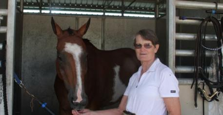 Janet Taylor and Zarpazo