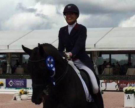 Charlotte Jorst and Kastel's Adventure in AGDF victory round