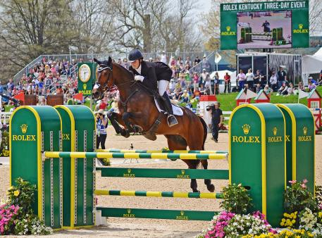 GumBits, from Gambit Atlanta, Inc., is excited to sponsor Eventer Lauren Kieffer (Photo: Jenni Autry/Eventing Nation)