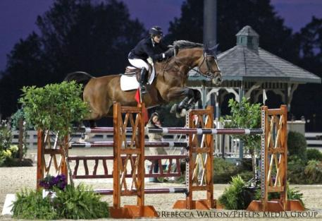 Margie Engle and Royce - Winners of the 2014 Mary Rena Murphy Grand Prix.