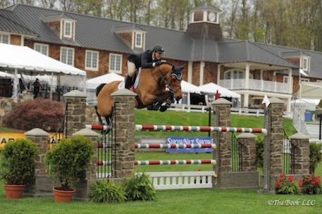 Mclain Ward and HH Best Buy. Photo by The Book, LLC