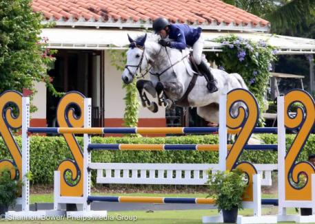 Connor Swail and Dillinger win 5,000 1.4m Grand Prix at The Ridge at Wellington Turf Tour