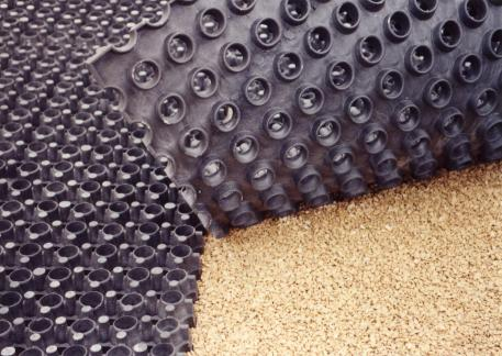 Premier Equestrian has become the North American distributor of the OTTO Sport Perforated Mat System (Photo: courtesy of OTTO Sport)