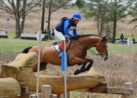 Phillip Dutton and Fernhill Fugitive. Photo by Jenni Autry. Phillip Dutton and Fernhill Fugitive. Photo by Jenni Autry.