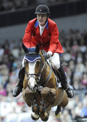 The 2012 champions, America's Rich Fellers and Flexible, will be sure to thrill the crowds at the Longines FEI World Cup™ Jumping 2014/2015 Final at the Thomas & Mack Arena in Las Vegas (USA) next week. (FEI/Kit Houghton)