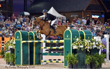 Schuyler Riley and Q-7 (Photo: ©LizCrawleyPhotography)