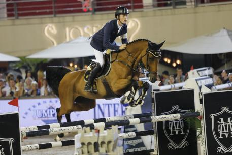Scott Brash and Hello Annie (Photo: RB PRESSE)